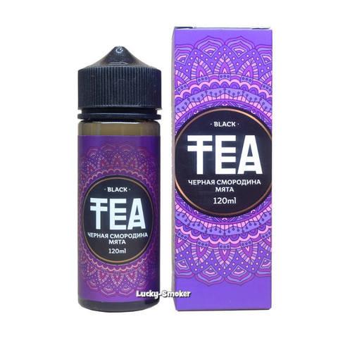 Жидкость Tea 120 мл Black Tea Черная Смородина Мята
