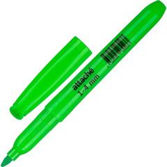 Текстовыделитель зеленый (толщина линии 1-3.9 мм)