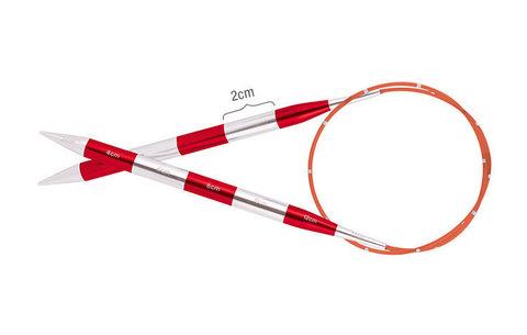 """Спицы круговые укороченные """"SmartStix"""" 2,5мм/40см, KnitPro, 42043"""