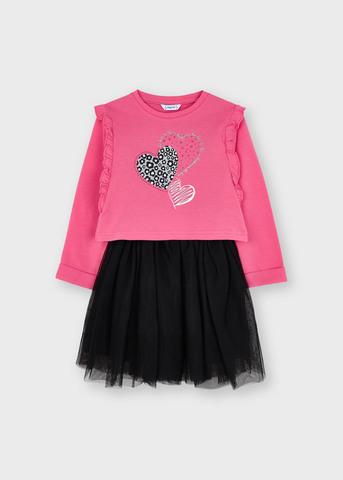 Комплект: джемпер+платье