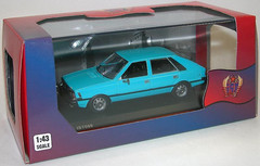 FSO Polonez blue 1978 IST069 IST Models 1:43