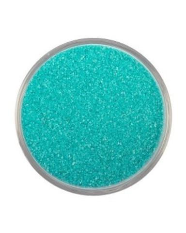 Песок бирюзовый кварцевый