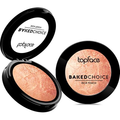 Topface Хайлайтер Baked Choice Rich Touch Highlighter тон 104-PT702 (6г)