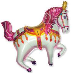F Нарядная лошадь (фуксия), 39
