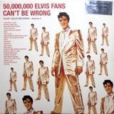 Elvis Presley / 50,000,000 Elvis Fans Can't Be Wrong - Elvis' Gold Records - Volume 2 (LP)