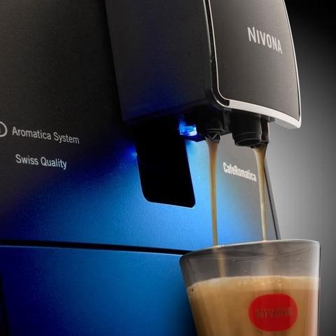 Кофемашина Nivona CafeRomatica NICR 759