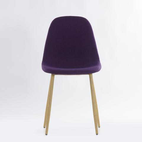 Интерьерный кухонный стул Lilla-W / Fabric / Рогожка