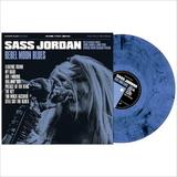 Sass Jordan / Rebel Moon Blues (Coloured Vinyl)(LP)