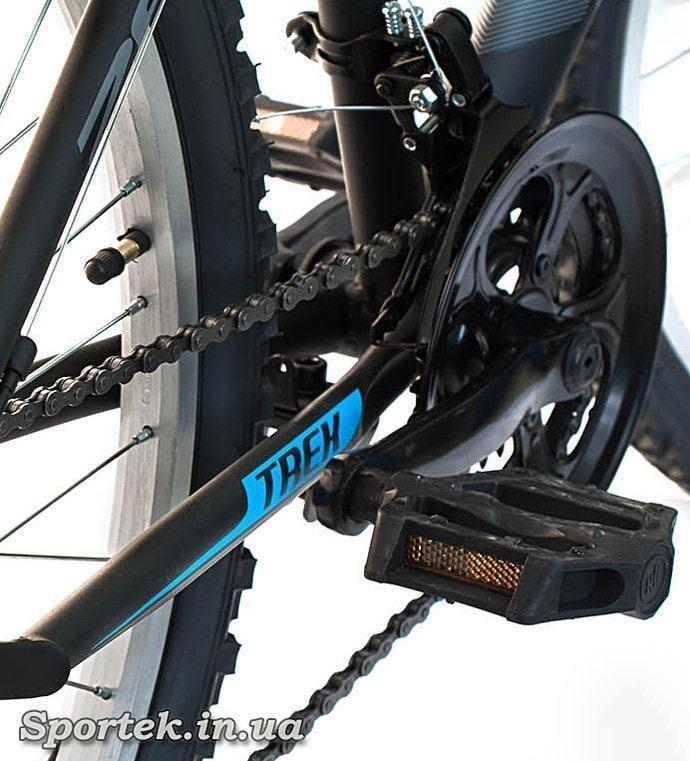 Передняя звезда горного универсального велосипеда Discovery Trek (Дискавери Трек)