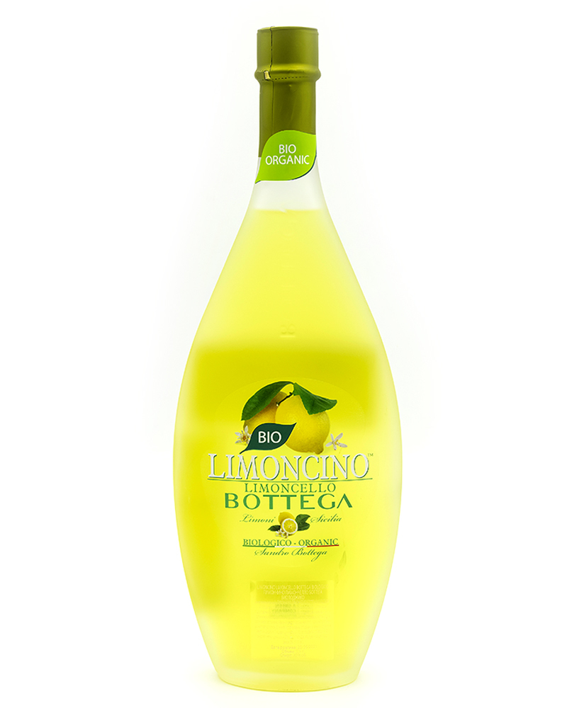 Ликер Bottega Лимончино БИО 30%, 0,5л.