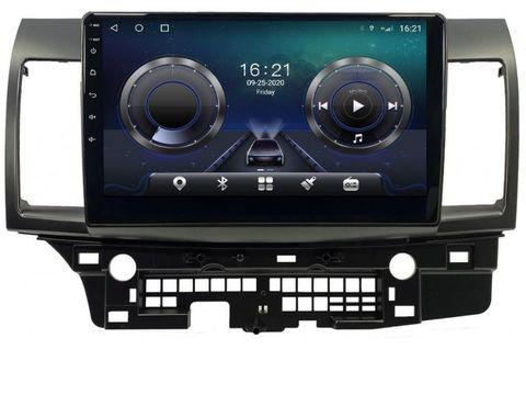 Магнитола для Mitsubishi Lancer X (07-15) Android 10 6/6128 IPS DSP 4G модель CB-3042TS10