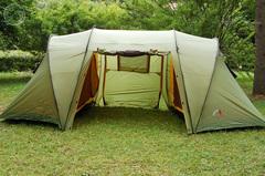 Палатка Alexika INDIANA 4 green, 460x240x180 - 2