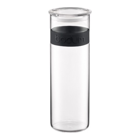 Банка для хранения Bodum Presso (1,9 литра), черная