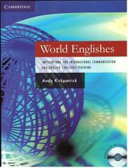 Cambridge Language Teaching Library: World Engl...