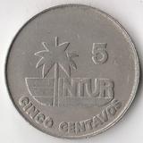 K8406, 1981, Куба, 5 сентаво INTUR