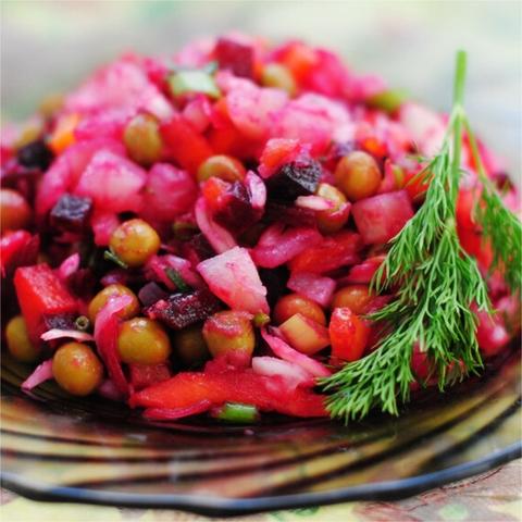 Салат Винегрет овощной 1 кг