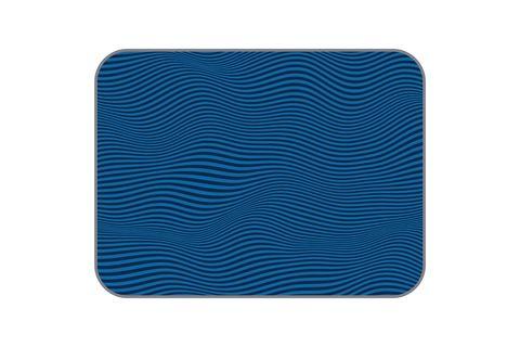 Плюшевый коврик 120х160 см (Aqua)