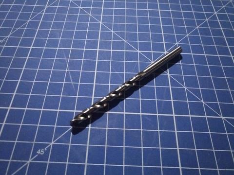 Сверло по металлу ц/x 5,0x86/52мм DIN338 h8 5xD HSSE-Co8 VA 130° Ruko 281050E (А)