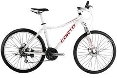 горный велосипед Corto GLORI белый
