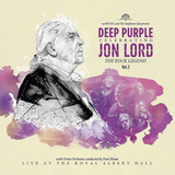 Сборник / Celebrating Jon Lord - The Rock Legend Vol.2 (2LP+Blu-ray)