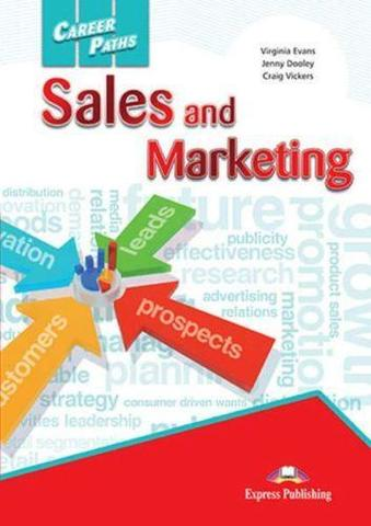 Sales and Marketing (Esp). Student's Book. Учебник