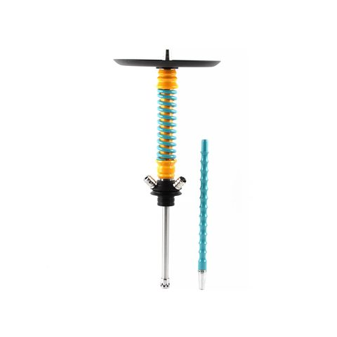 Mamay Customs Coilovers Mini Yellow-Teal Hookah
