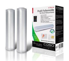 Вакуумная плёнка CASO 30x600 см (2 рулона)