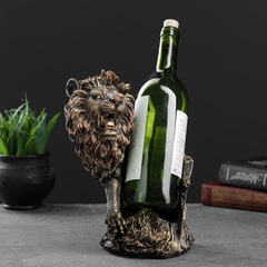 Подставка под бутылку «Лев», 14 х 19 х 24 см, фото 4
