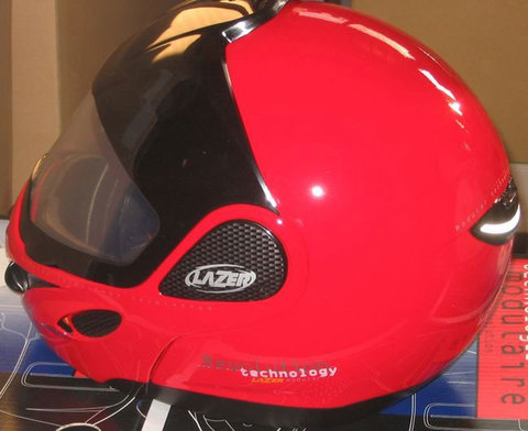 Lazer Revolution solid red