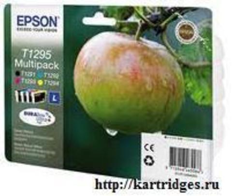 Картридж Epson T12954010