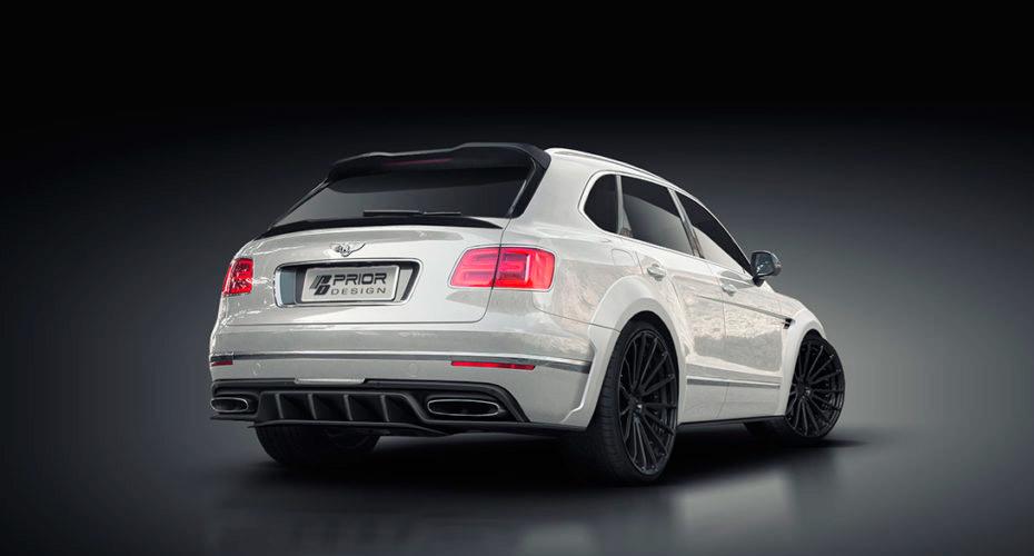 Обвес Prior Design для Bentley Bentayga
