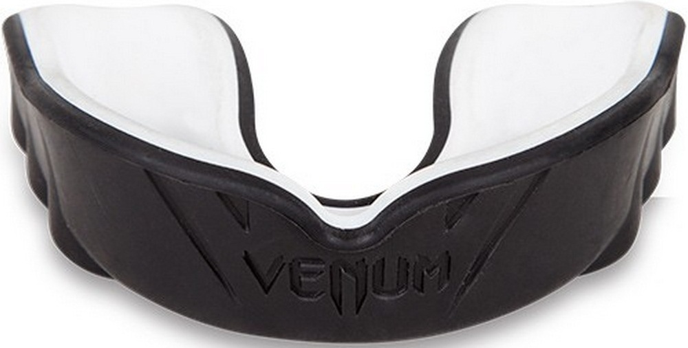 Другая защита Капа Venum Challenger Mouthguard - Black/Ice 1.jpg