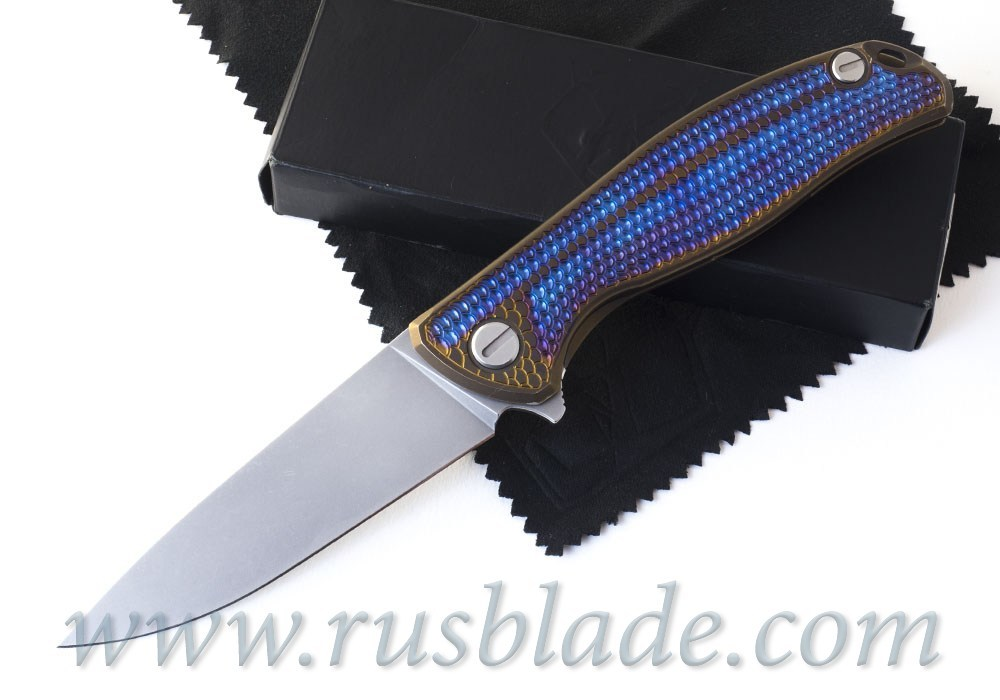 Shirogorov CUSTOM F95 Violet Firedrake project