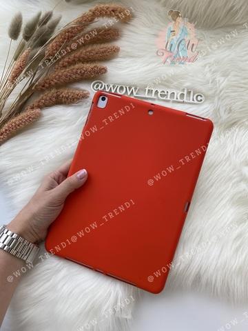 Накладка силикон iPad 9.7 (2017/18) /red/