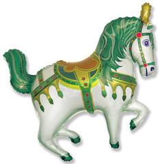 F Нарядная лошадь (зелёная), 39