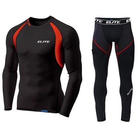 Нижнее белье ELITE раздельное (верх + низ с липучками) JR XS