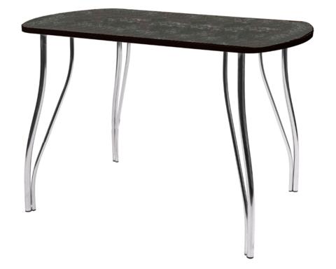 Стол обеденный  ВОЛНА  пластик ALVIC