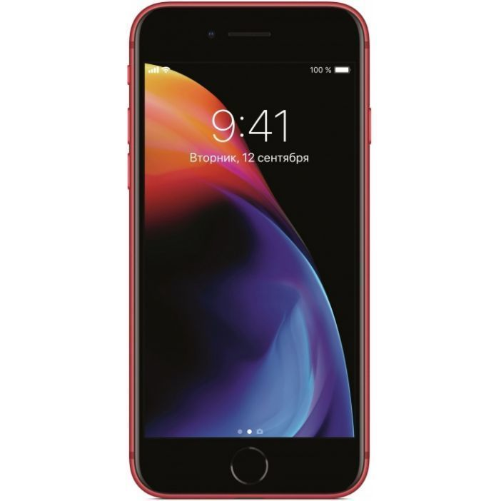 Apple iPhone 8 256 ГБ Красный (Обменка)