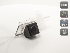 Камера заднего вида для Volkswagen Golf VI PLUS Avis AVS326CPR (#134)