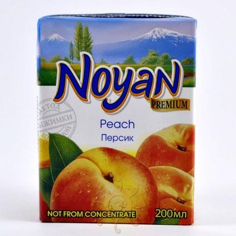 Нектар персиковый Noyan, 200мл