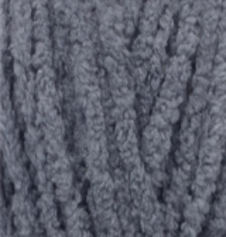 Пряжа Alize Softy Plus 87 серый