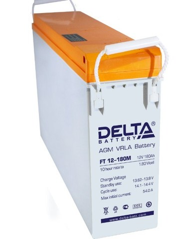 Аккумуляторная батарея Delta FT 12-180 M