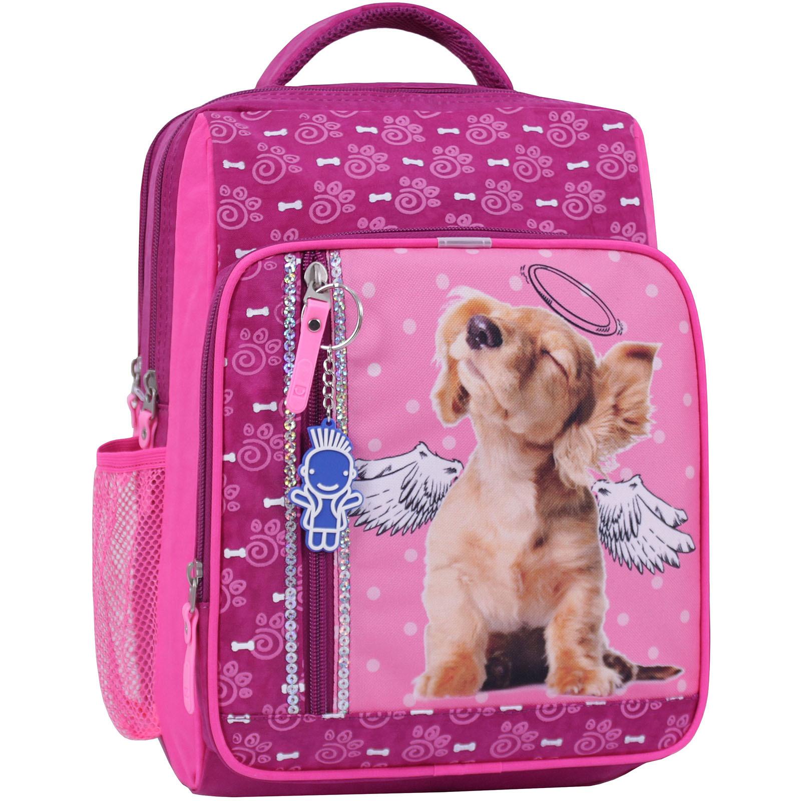 Школьные рюкзаки Рюкзак школьный Bagland Школьник 8 л. 143 малиновый 561 (0012870) IMG_0488_суб.561_.JPG
