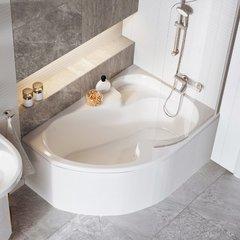 Ванна асимметричная 160х105 см правая Ravak Rosa I R CL01000000 фото