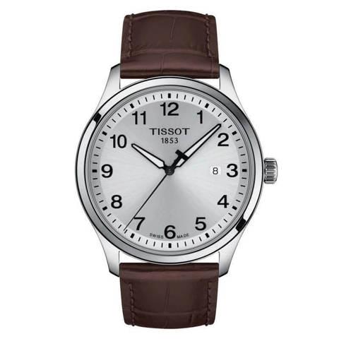 Купить Мужские часы Tissot T116.410.16.037.00 XL Classic по доступной цене