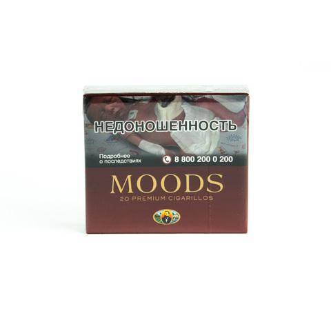Сигариллы Moods 20 шт