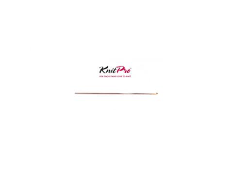 """Крючок для вязания """"Steel"""" 1мм, KnitPro, 30763"""