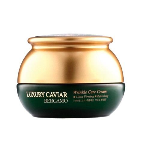 Антивозрастной крем с икрой Bergamo Luxury Caviar Wrinkle Care Cream