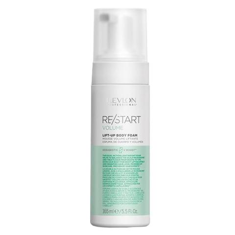 REVLON Restart Volume: Пена для объема волос (Lift-up Body Foam), 165мл