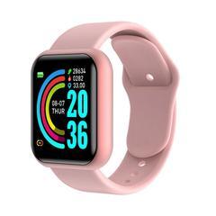 Smart saat \ Смарт часы \ Smart watch pink